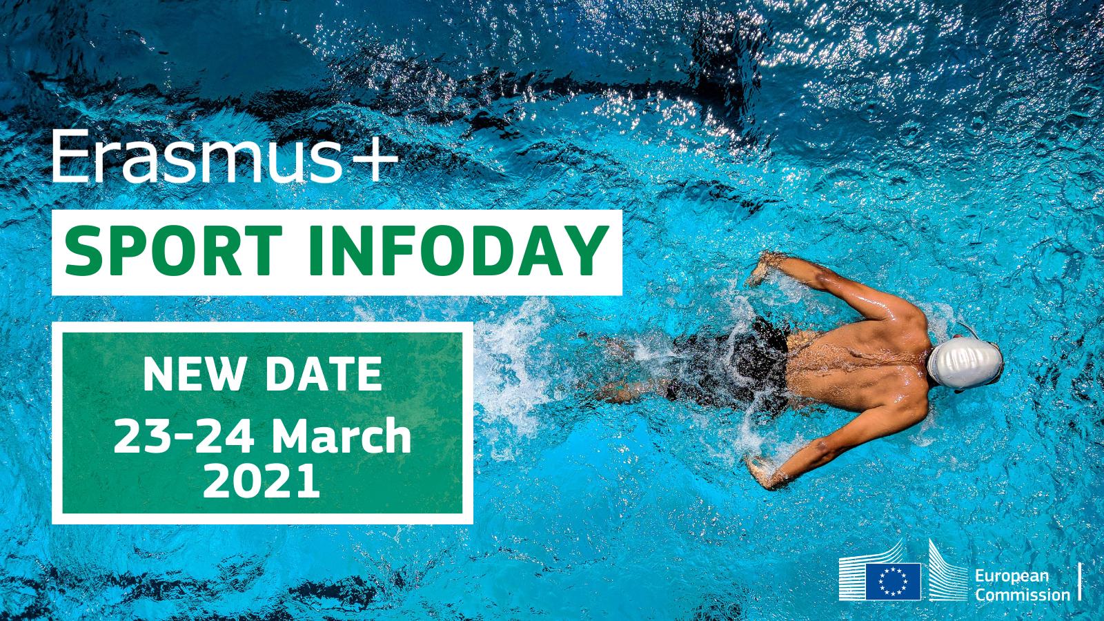 Erasmus+ Sport InfoDay