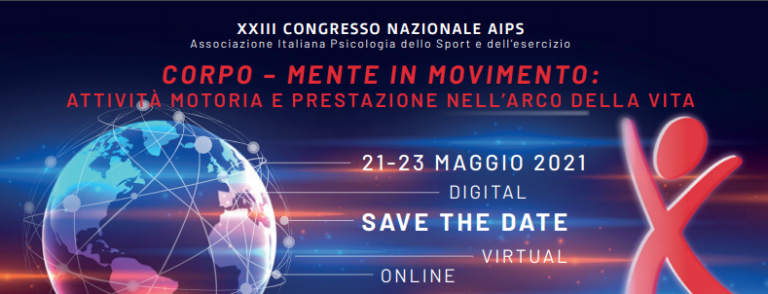 XXIII Italian National Congress on Sport and Exercise Psychology - AIPS